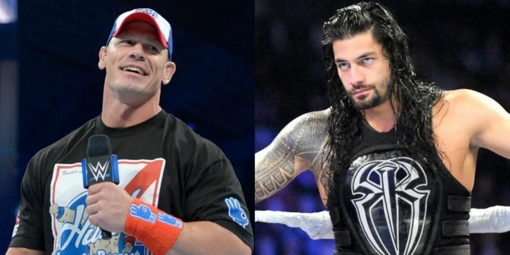 Cena-Reigns
